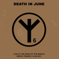 Death In June - Live At The Edge Of The World [CD+7