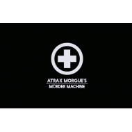 Atrax Morgue's - Morder Machine [BOX 3CD-DVD-MC]