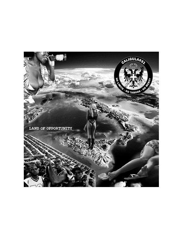 Caligula031 - Land Of Opportunity [CD]