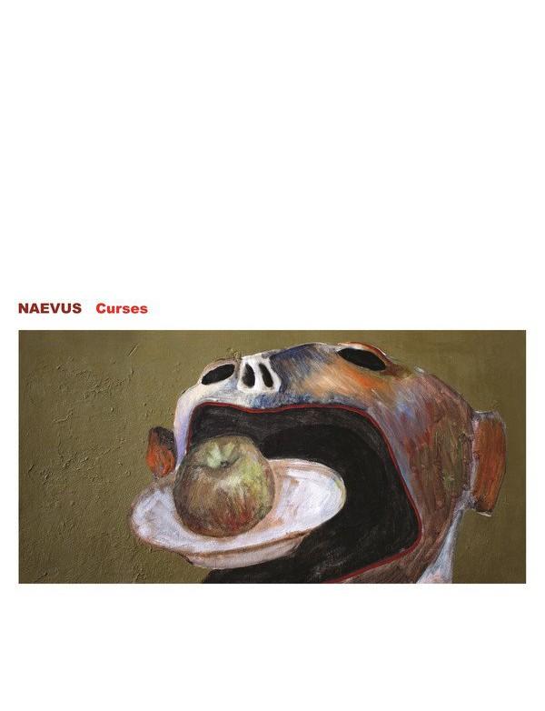 Naevus - Curses [CD]