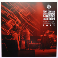 Genesis P-Orridge / Tony Conrad / Edley Odowd - Donau Festival [