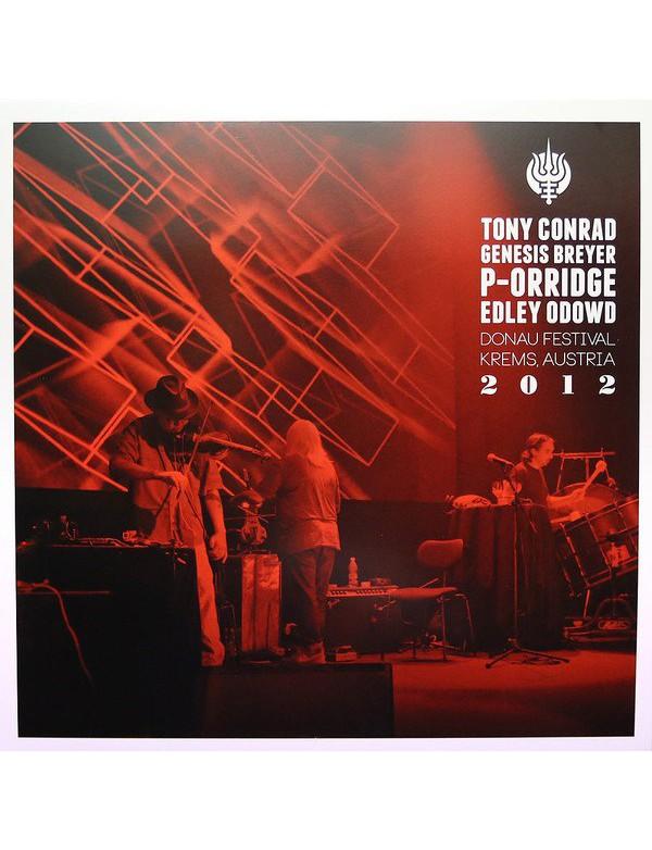 Genesis P-Orridge / Tony Conrad / Edley Odowd - Donau Festival [