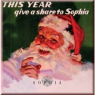 "Sophia - This Year Give A Share To Sophia [7""]"