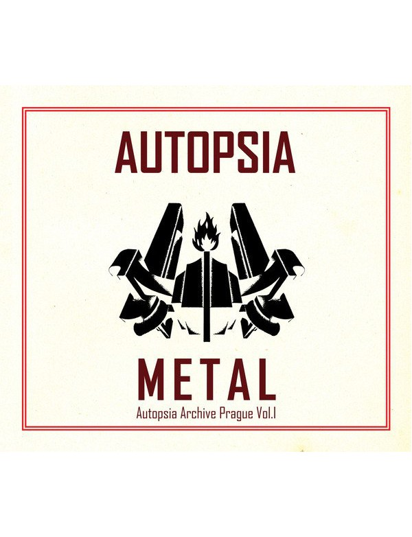 Autopsia - Metal [CD]