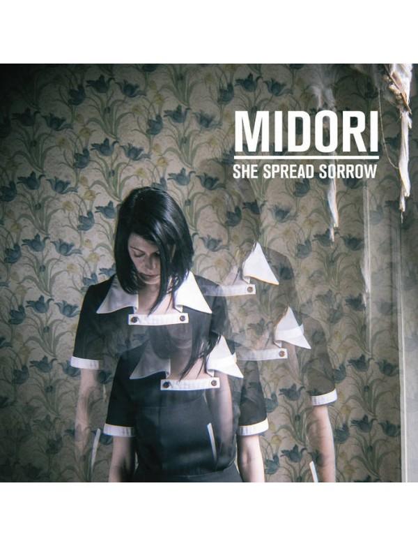 She Spread Sorrow - Midori [CD]