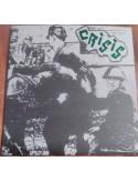 "Crisis - Alienation / Bruckwood Hospital [7"" Clear vinyl]"