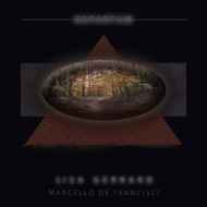 LISA GERRARD & MARCELLO DE FRANCISCI - DEPARTUM [CD]
