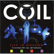 Coil - Live In Moscow [2LP]