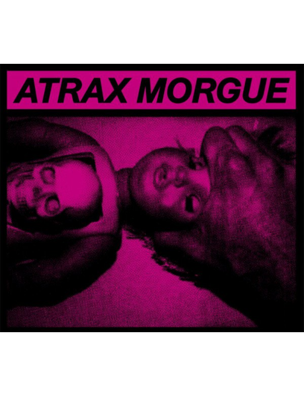 Atrax Morgue - Sickness / Slush [2CD]