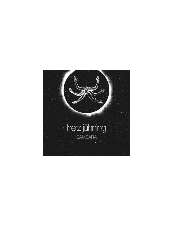 Herz Juhning - Samsara [CD]