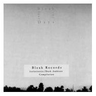 Last Bleak Days [CD]