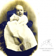 Vomit Orchestra - Antecrux [CD]