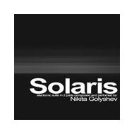 Nikita Golyshev - Solaris [CD]