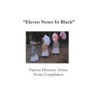 Eleven notes in Black [CD]