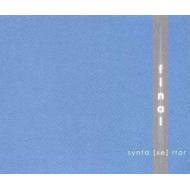 Synta(xe)rror - Final [CD]