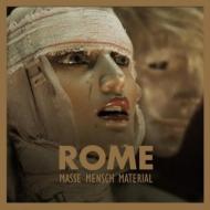 Rome - Masse Mensch...