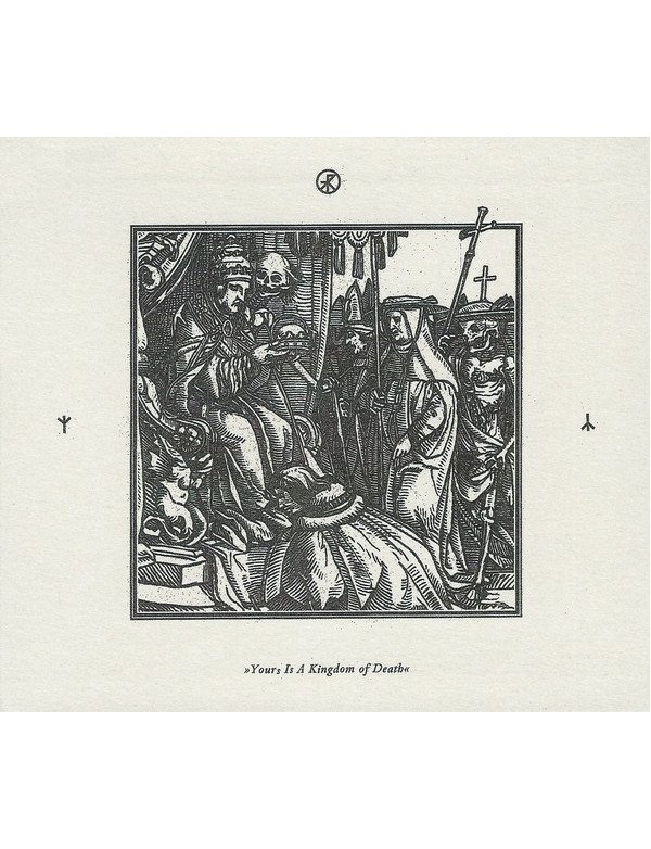 Trepaneringsritualen - Yours Is A Kingdom Of Death [CD]