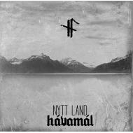 NYTT LAND - Hávamál [CD....
