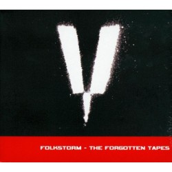 Folkstorm - The Forgotten Tapes [CD]