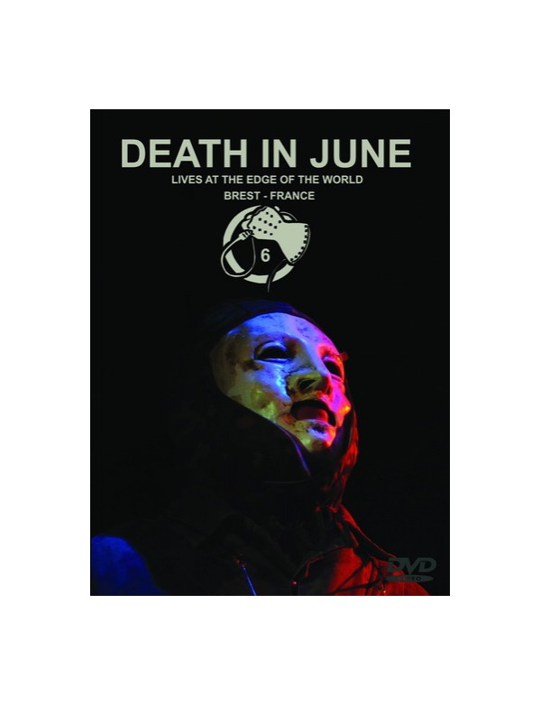 Death In June - Lives At The Edge Of The World [DVD]