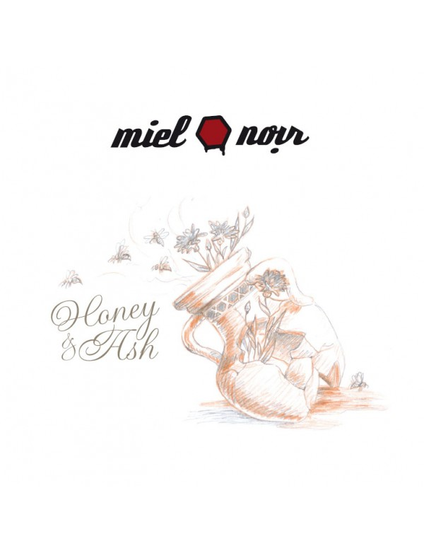 Miel Noir - Honey & Ash [CD]