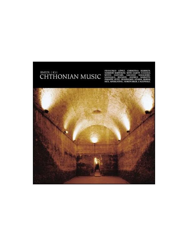 Rmedl / K11 - Chthonian Music [CD]