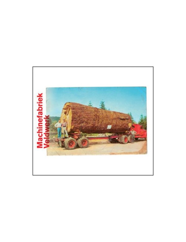 Machinefabriek - Veldwerk [CD]