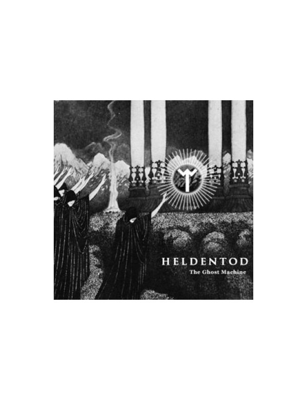 Heldentod - The Ghost Machine [CD]