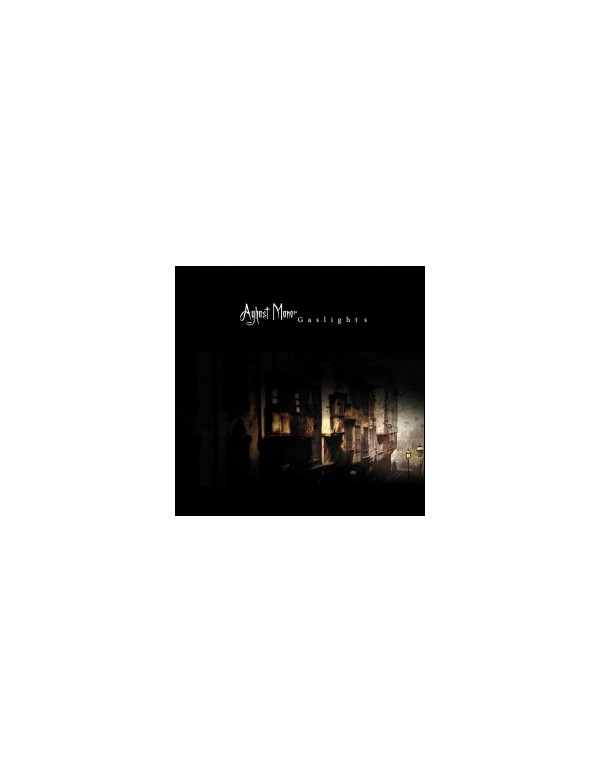 Aghast Manor - Gaslights [CD]