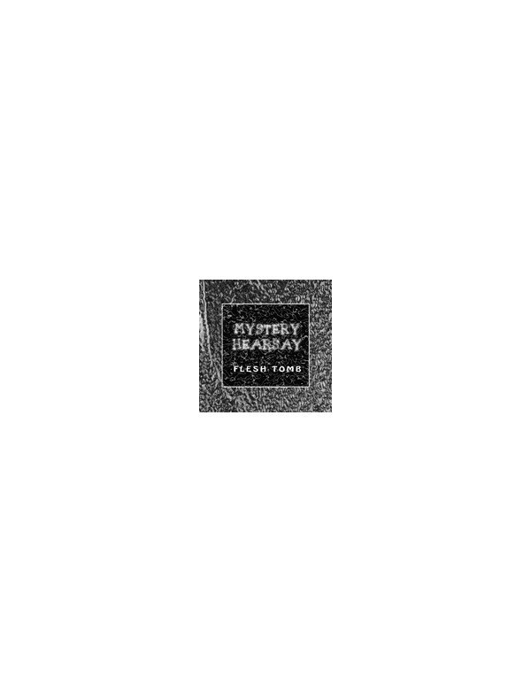 Mystery Hearsay - Flesh Tomb [CD]