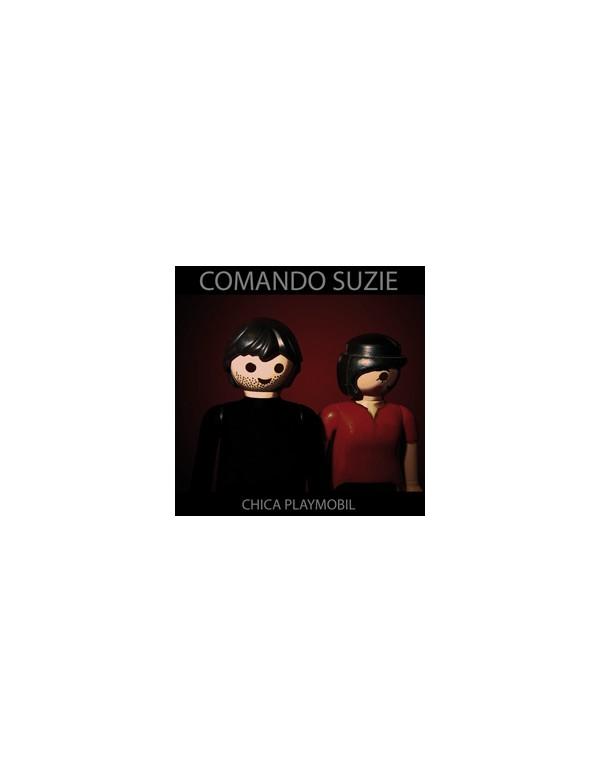 """Comando Suzie - Chica Playmobil [7""""]"""