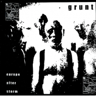 Grunt - Europe after storm [CD]