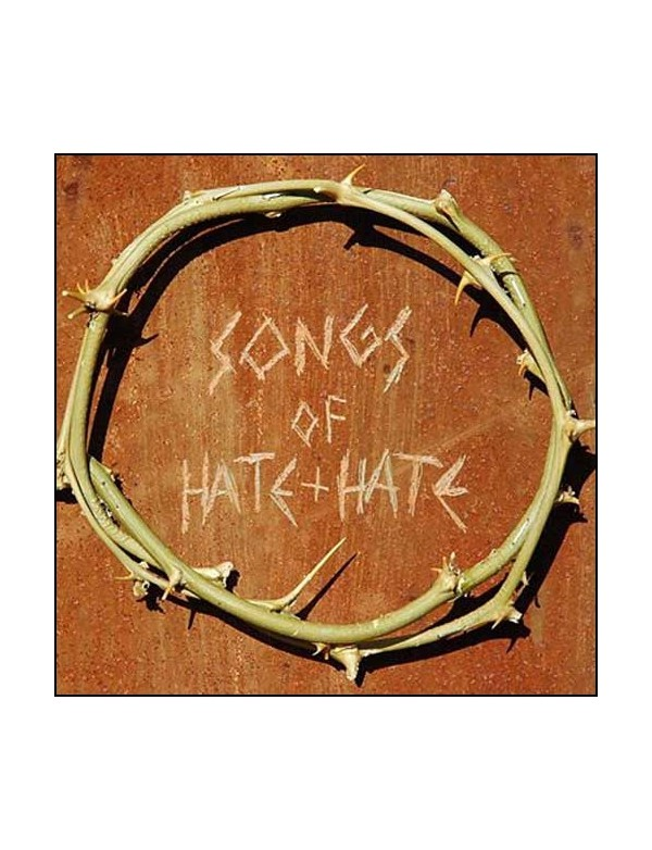Art Abscons & Gnomonclast - Songs of hate + hate [CD]