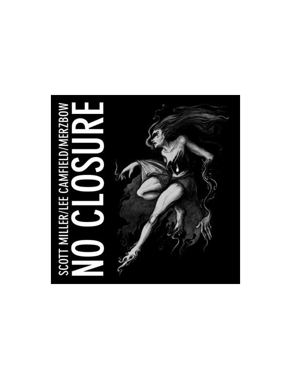 Scott Miller / Lee Camfield / Merzbow - No Closure [CD]