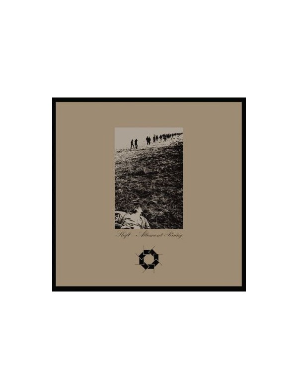 Shift - Altamont Rising [CD]