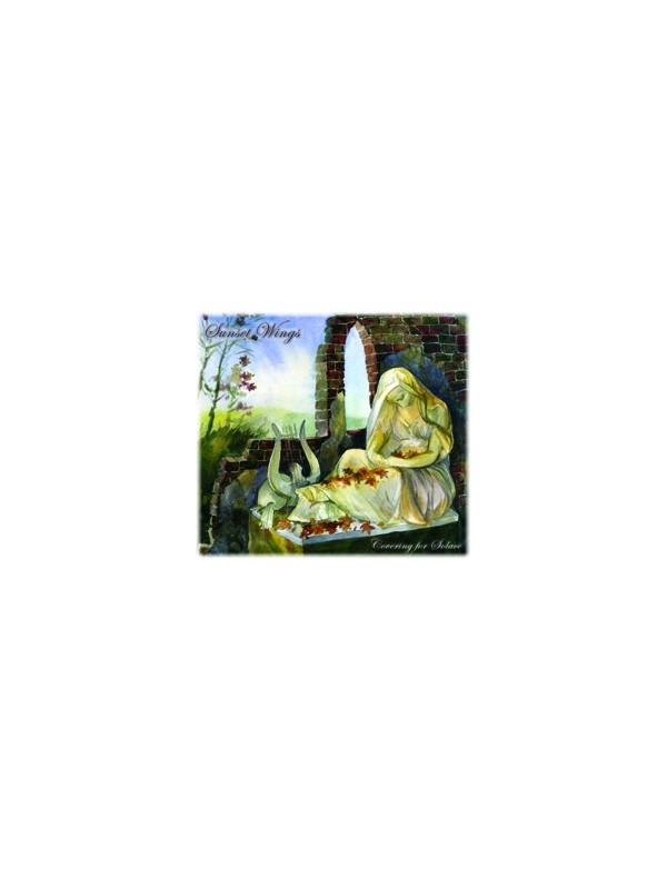 Sunset Wings - Covering For Solace [CD]