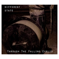 DIFFERENT STATE - Through the falling Eyelid [CD]