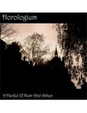 HOROLOGIUM - A Handful of Dust and Ashes [CD]