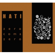 HATI - zero coma zero [CD]