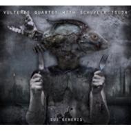 VULTURES QUARTET & SCHUYLER TSUDA - Sui Generis [CD]