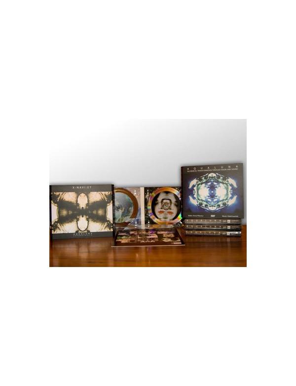 X-NAVI:ET & Anna Pilewicz - Aqualuna [CD+DVD]