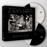 Z'EV & HATI - Heart of a Wolf [2CD]