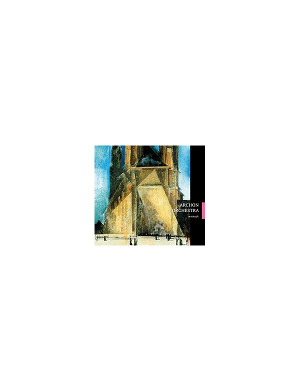Archon Orchestra - Cenotaph [CD]