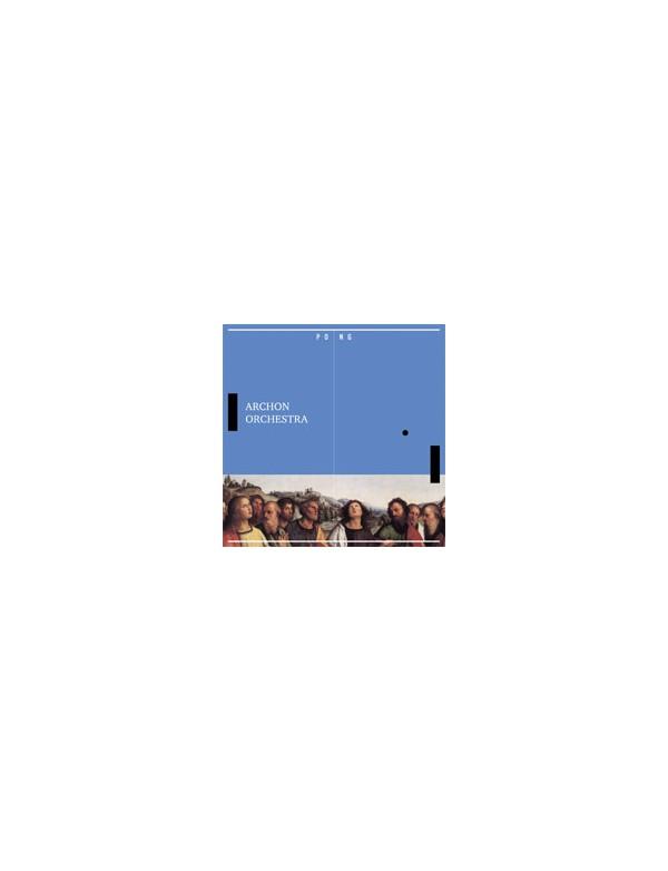 Archon Orchestra - Pong [CD]