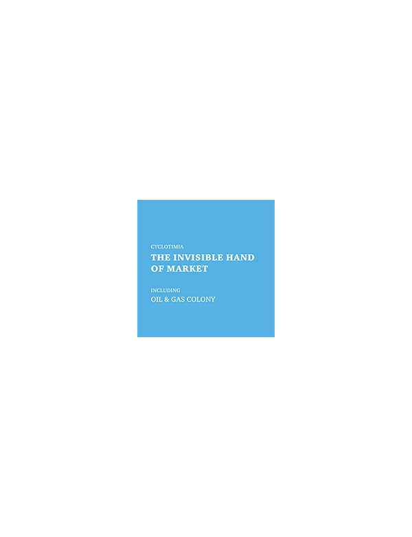 Cyclotimia - The Invisible Hand Of Market [CD]
