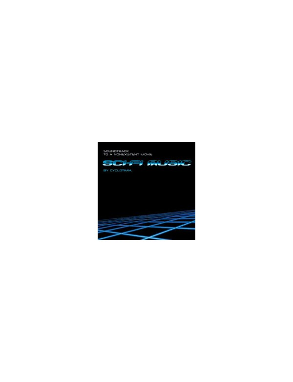 Cyclotimia - Sci-Fi Music: Soundtrack to a Nonexistent Movie [CD