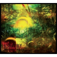 Kshatriy - Transforming Galaxy [CD]