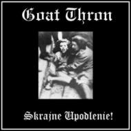 Goat Thron - Ultra Humiliate! [CD]