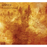 Corvuz - Invisible Landscapes [CD]