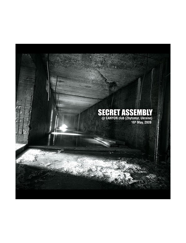 V/A - Secret Assembly [DVD]